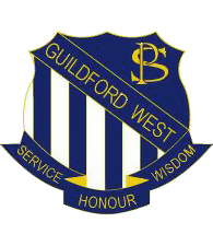 Guildford West Public School logo